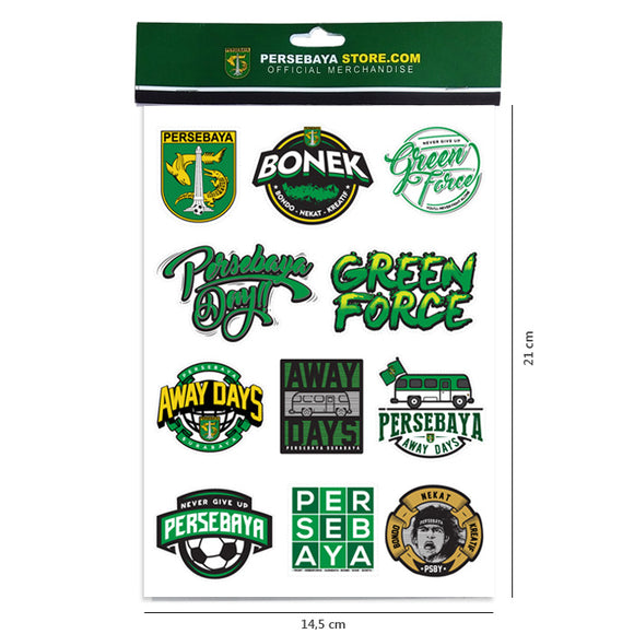 Sticker Pack Persebaya Vol 2