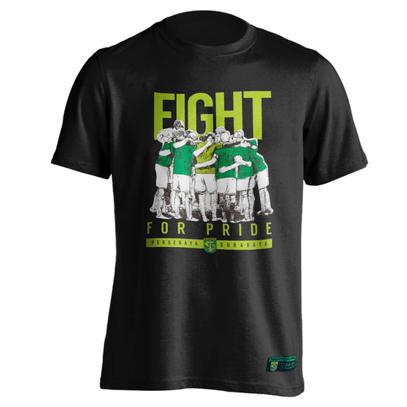 T-shirt Together We Fight - Black
