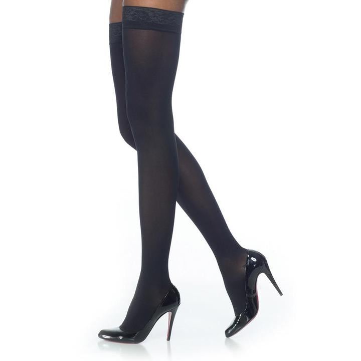 Sigvaris Women's Soft Opaque Thigh High C/T
