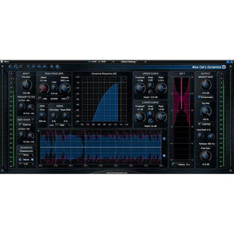 Blue Cat Audio Dynamics Plugins PluginFox
