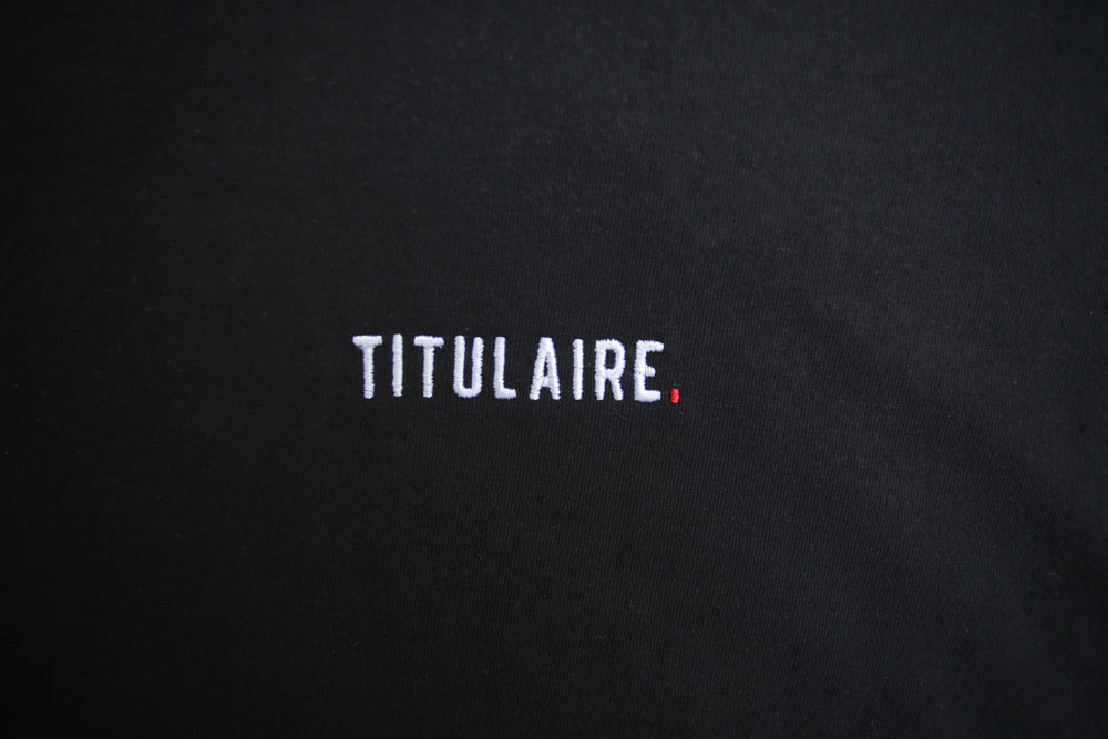 TEE - TITULAIRE
