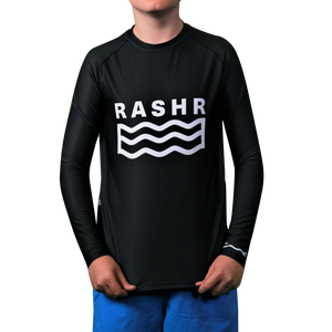 Wild 1 Boys Long Sleeve Rash Vest