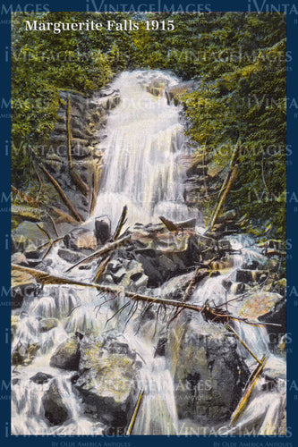 Rocky Mountain Postcard 1915 - 30