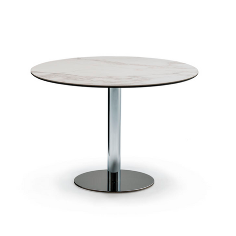 Henry Keramik Round Dining Table