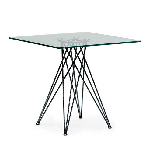 Ralph Bistrot Square Dining Table