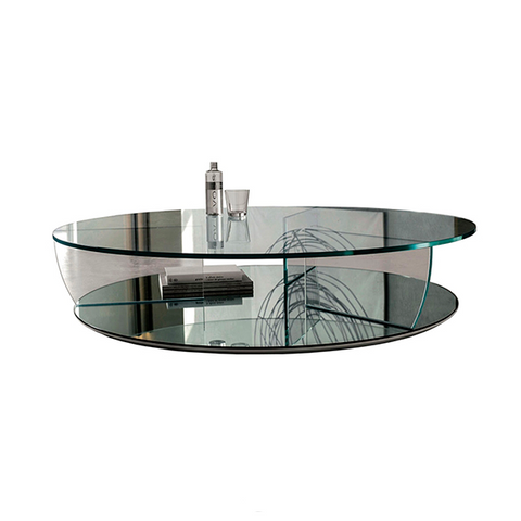 Kadir Round Coffee Table