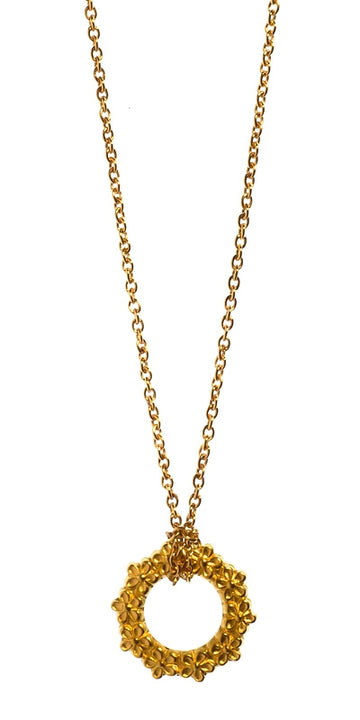 FLOWERS gold | Kette