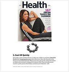 Hot Girls Pearls Health Magazine