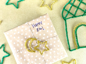 Ramadan and Eid Pipe Cleaner Crafts