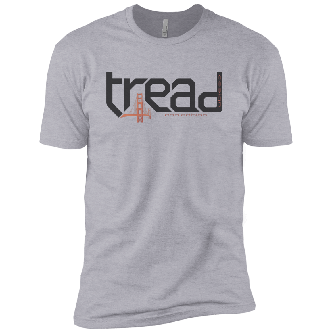 TREAD DESIGN | Icon series GGB Premium Short Sleeve T-Shirt