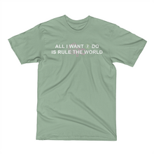 "Load image into Gallery viewer, ""GLOBAL PEACE CLUB"" SHORT SLEEVE"