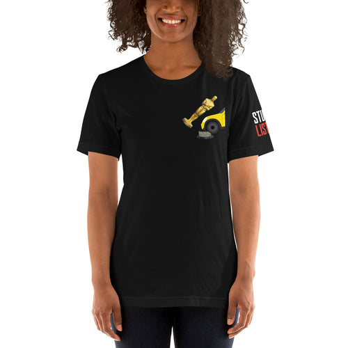 Oscar for Stunts Shirt (Car Hit)