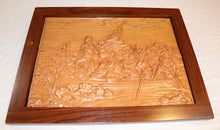 Load image into Gallery viewer, Washington Crossing the Delaware - Hudson Woodworking