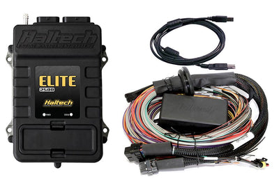 Haltech Elite 2500 with Premium Universal Harness Kit