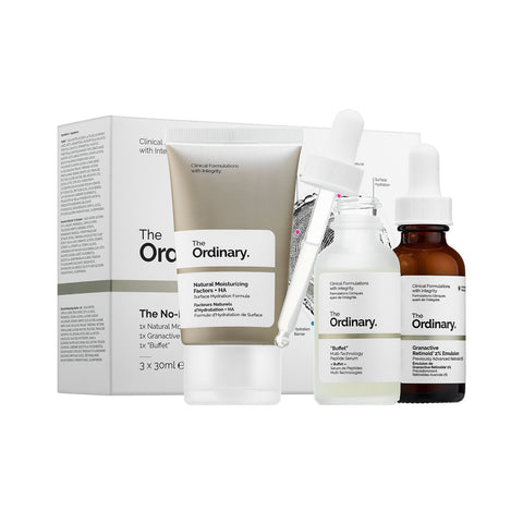 The Ordinary No Brainer Set