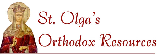 St. Olga's Orthodox Resources