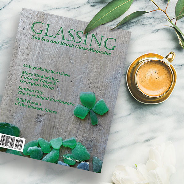 Glassing Magazine March/April 2018 Issue