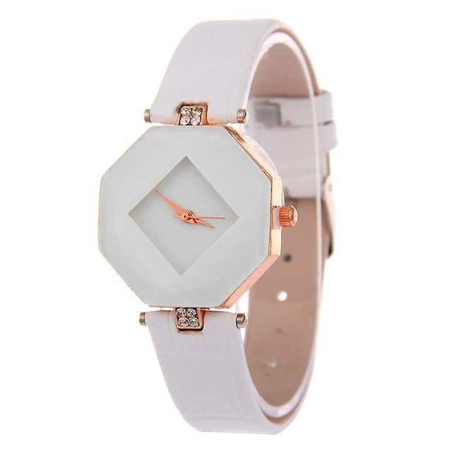 Gem Cut Wrist watch