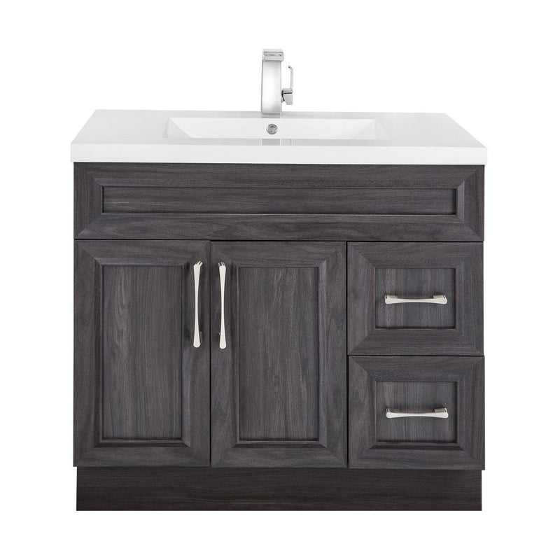 Cutler Kitchen & Bath Classic 60 in. Transitional Double Bathroom Vanity