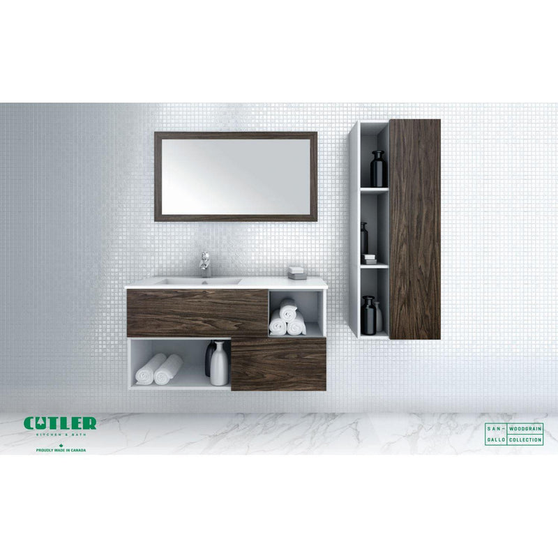 Cutler Kitchen & Bath 18 in Sangallo Wall Hung Linen Tower-Cutler Kitchen & Bath-themodernvanity