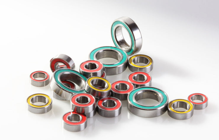 LOSI XXXS Polyamide Sealed Ball Bearing Kit