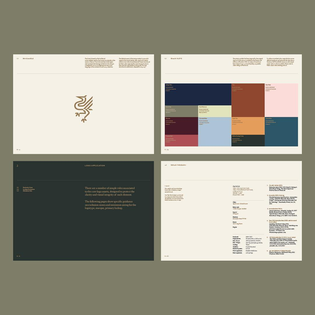 Brand Guidelines Design | By SocioDesign