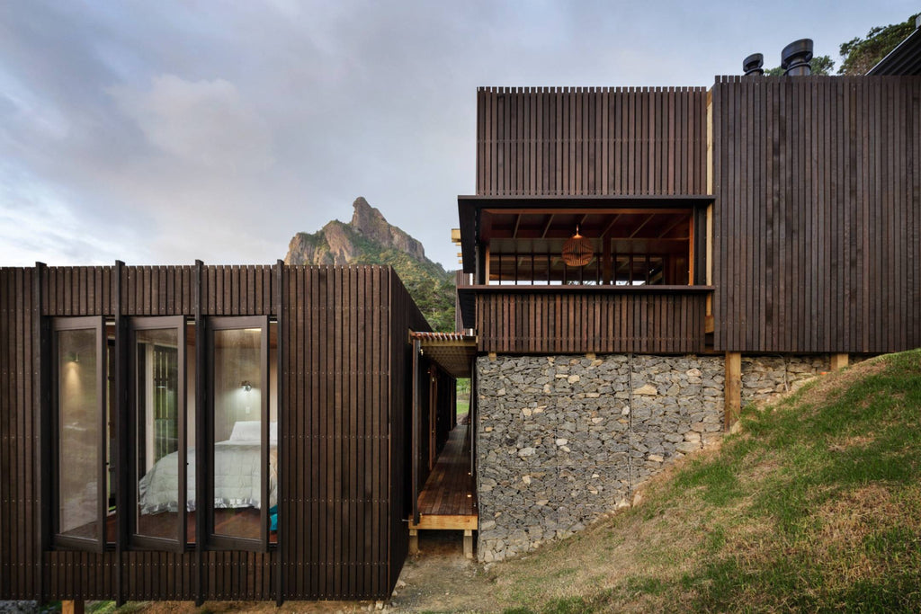 Modern Timber Exterior | New Zealand Architecture