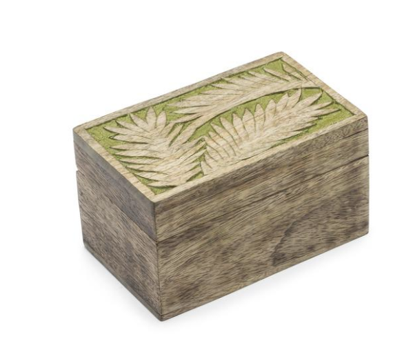 Sustainable Mango Keepsake Box, Fair Trade - Give Back Goods