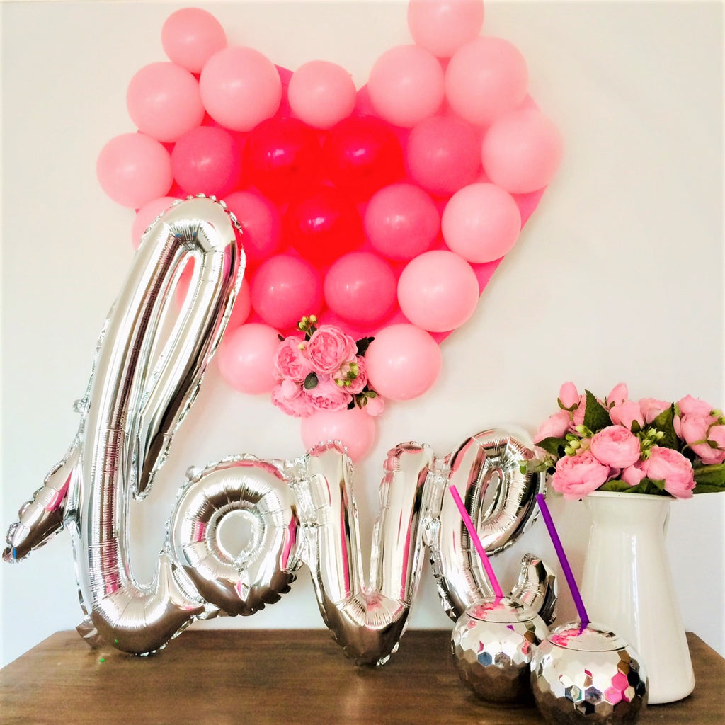 Create an Amazing Valentine's Heart Balloon Decoration Blog I My Dream Party Shop I UK