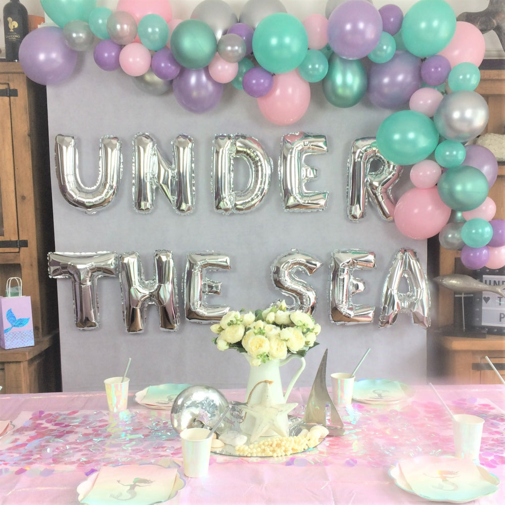 How to Hold a Mermazing Under the Sea Party Blog I My Dream Party Shop I UK
