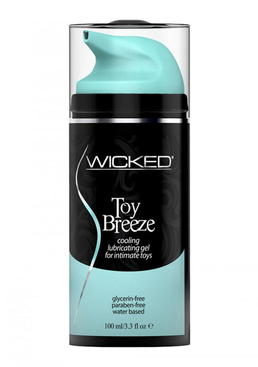 Wicked Toy Breeze Cooling Lubricating Gel Water Based for Intimate Toys WS-90224