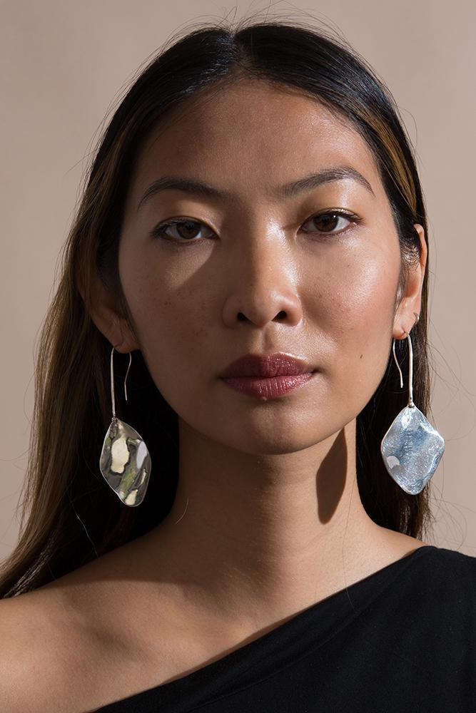 Chama  Earrings Earrings- Ariana Boussard-Reifel