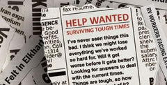 Help Wanted - Tough Times  Transcripts