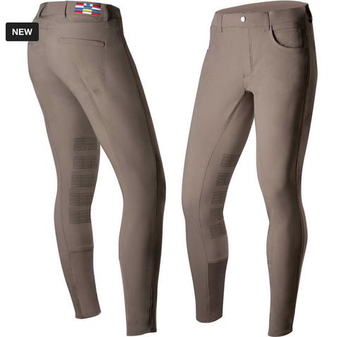 Horze Men's Jackson K/P Breech