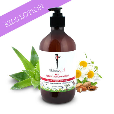 Skinnygirl Kids Botanical Body Lotion