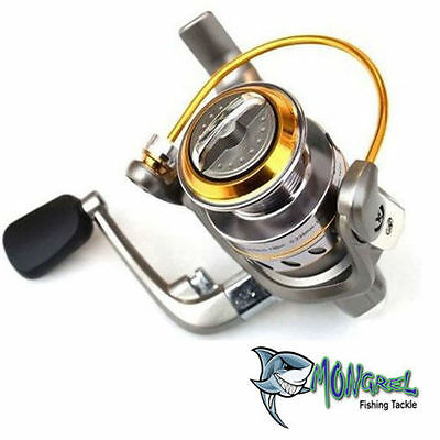 Spinning reel GWMA1000 Fishing Reel boat shore jetty or kayak fishing tackle