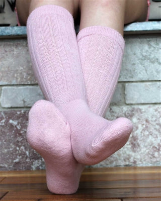 Knee High Alpaca Sock