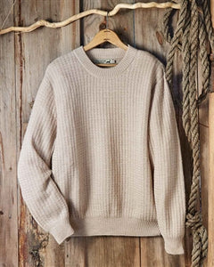 Men's Signature Crewneck Alpaca Sweater