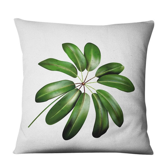 Meadow Boho Throw Pillow Cover