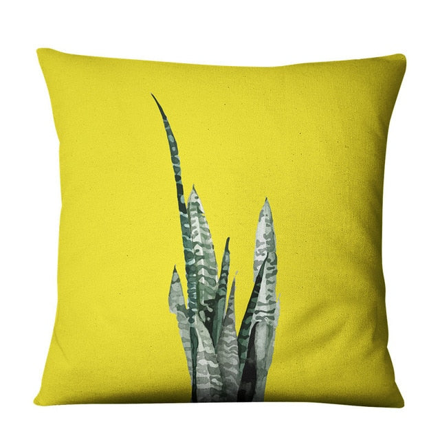Posey Boho Throw Pillow Cover