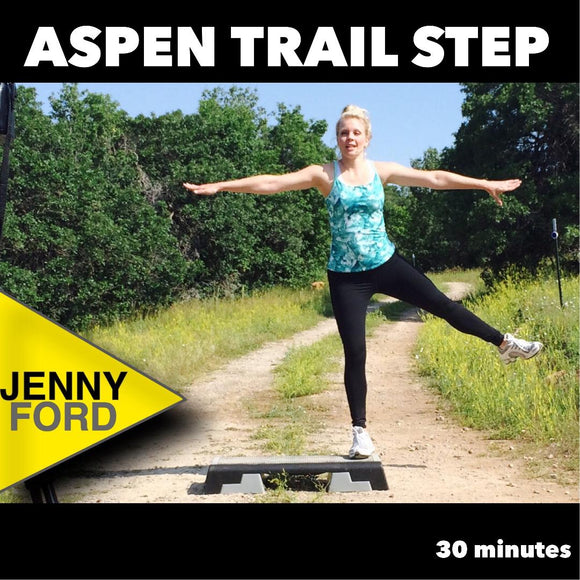 Aspen Trail Step