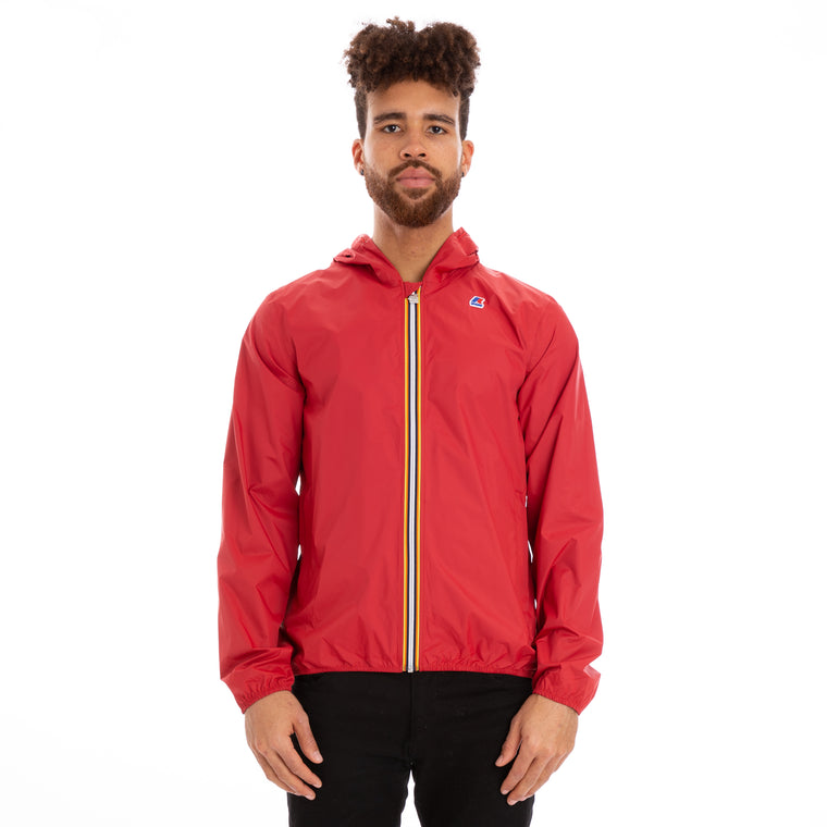 Men's Jack Plus Dot Full Zip Jacket Red