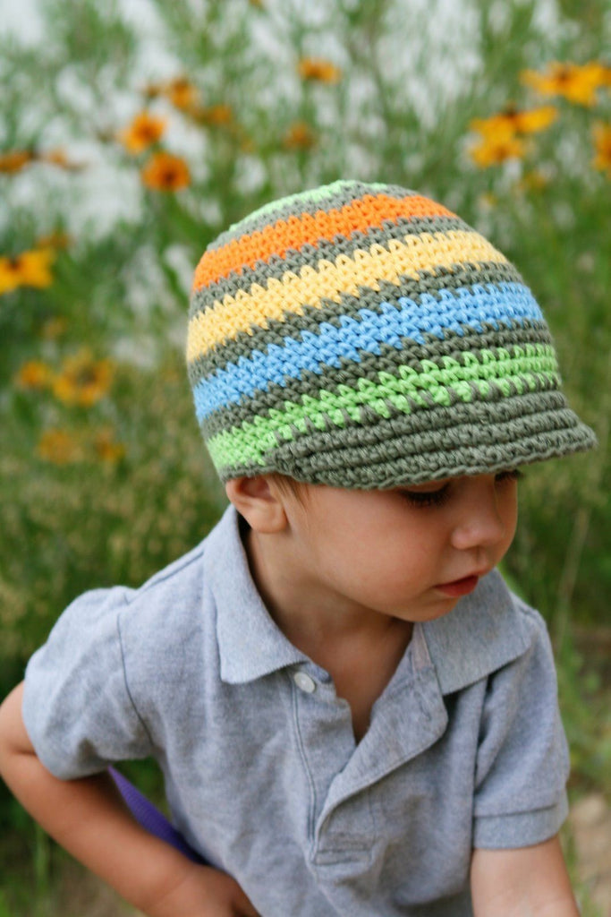 Hat of Many Colors Beanie - Chizipoms