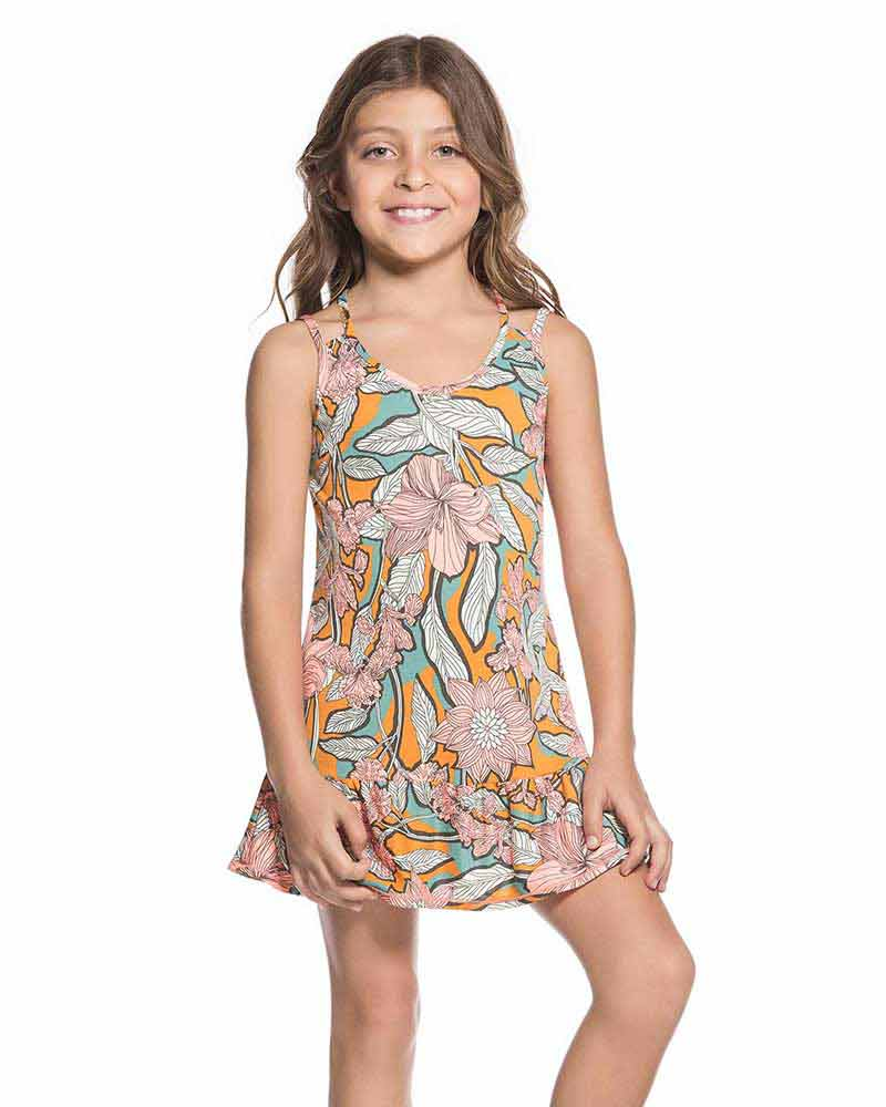 SPLENDID SUNSET KIDS DRESS BY MAAJI