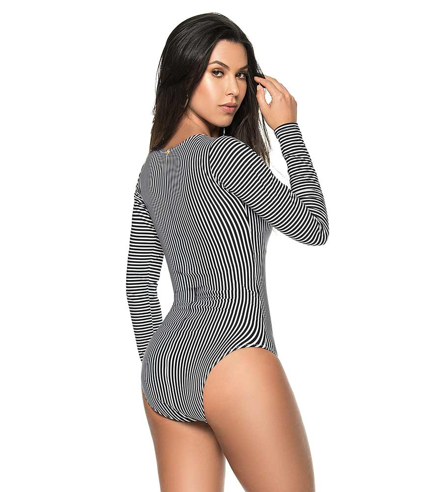 ALONDRA LONG SLEEVE ONE PIECE PHAX BF11160211-001