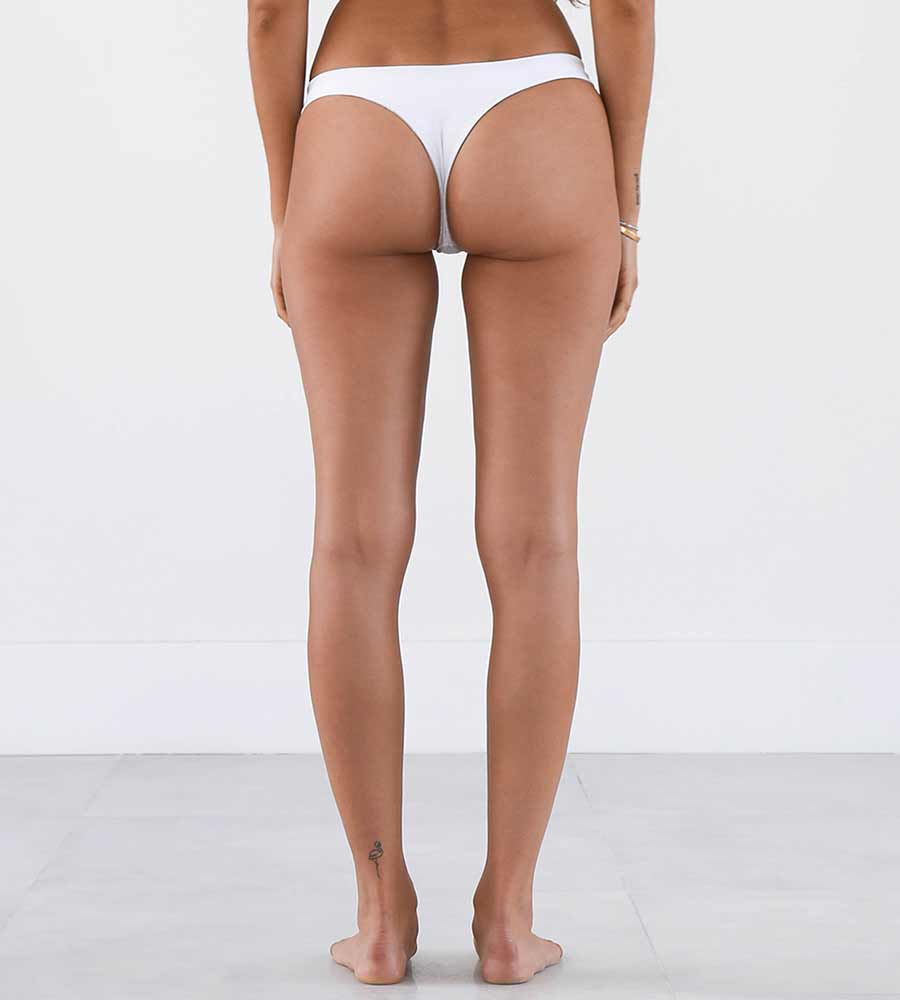 WHITE PALOMA BOTTOM NIRVANIC NW00002Q