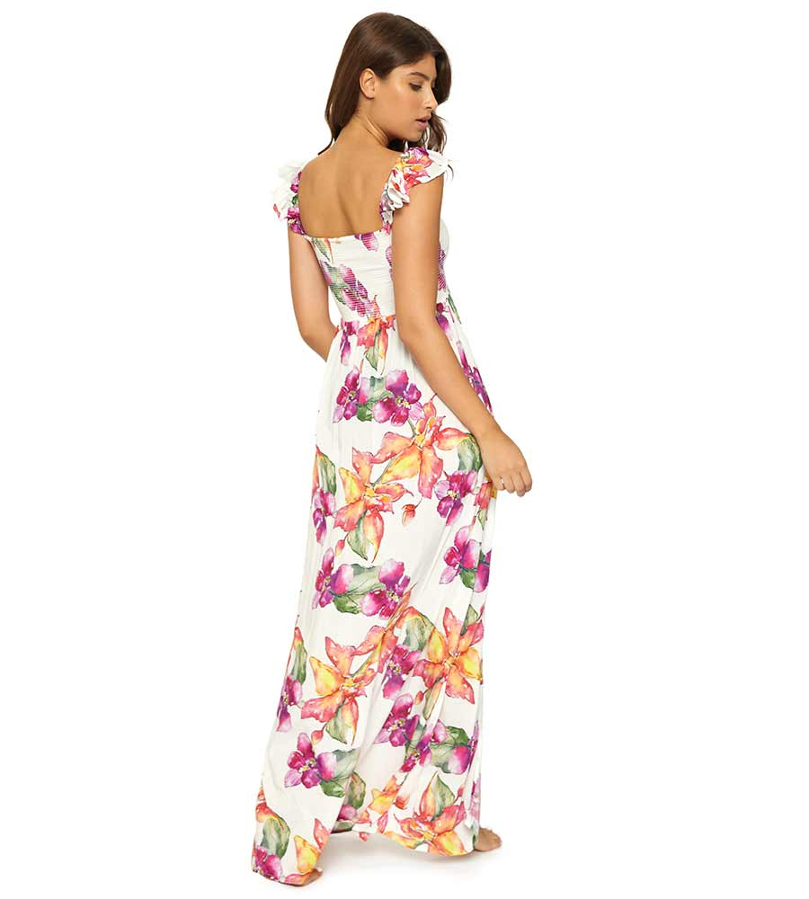 WILD ORCHID ASHLYN DRESS PILYQ WIL-974D