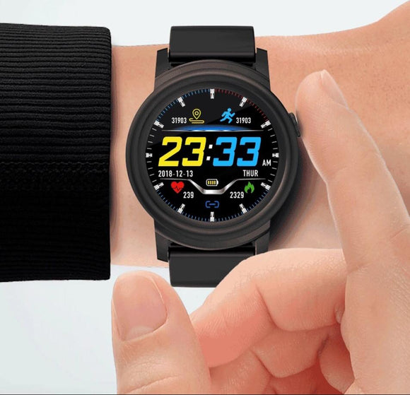 SMARTWATCH CRYSTAL F1 HD - IOS E ANDROID