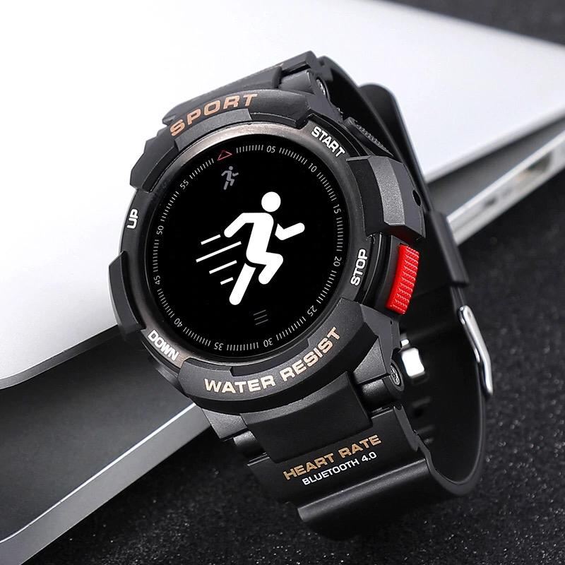 SMARTWATCH MILITARY BAND - ANDROID E IOS