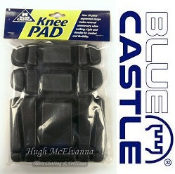 Knee Pads by Blue Castle® - Hugh McElvanna Menswear